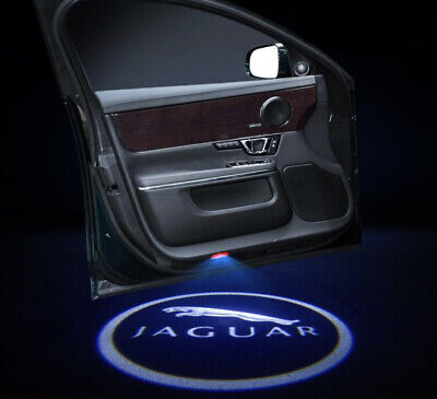 £13.75 • Buy Set Of Jaguar Courtesy Laser Door Puddle Lights Projects Logo Clearly On Ground