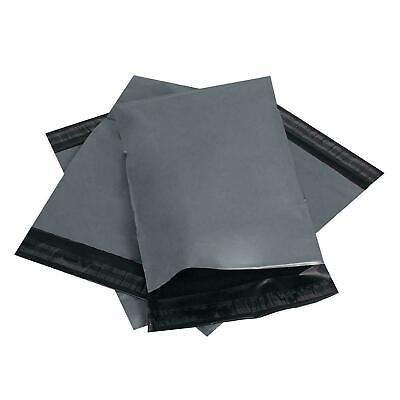 50 Strong Grey Mailing Bags 12 X 16  Parcel Postage Plastic Post Poly Self Seal • 4.95£