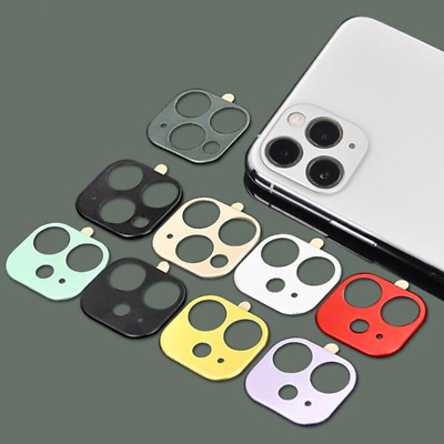 For IPhone 11 Pro Max L Rear Camera Lens Case Full Cover Protector Uk  • 2.49£