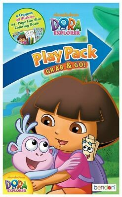 £5.08 • Buy Dora The Explorer Grab And Go Play Pack Party Favors
