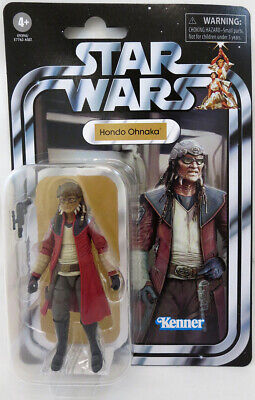 $ CDN19.75 • Buy Star Wars The Vintage Collection 3.75  Figure - Hondo Ohnaka VC173 IN STOCK