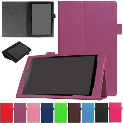 For 8  Amazon Kindle Fire HD 8 Plus 2020 10th Gen Flip Leather Case Stand Cover • 5.37£