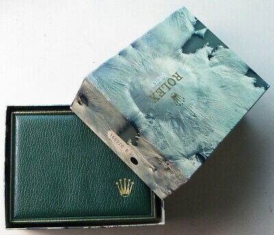 $ CDN566.90 • Buy Vintage Rolex Moon Crater Box Set For Submariner 1665, Ref. 10.00.1