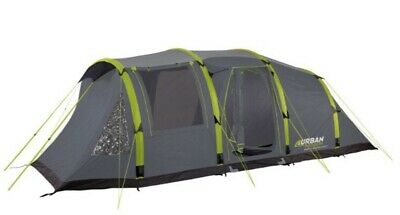 Urban Escape 6 Berth Inflatable Tent Up To 3 Rooms Large Family Tent  • 349£