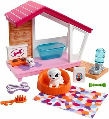 Barbie FXG34 Dog House Indoor Accessory Pack Multicolored  • 13.79£