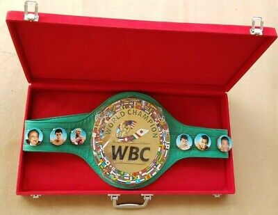 $ CDN242.62 • Buy WBC Championship Boxing Belt Leather Adult Titles Belts High Quality With Box