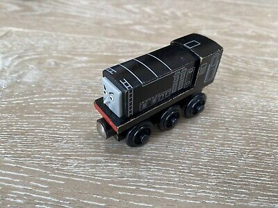 Wooden Thomas The Tank Engine Diesel For Brio Trains & Engines Learning Curve • 9£