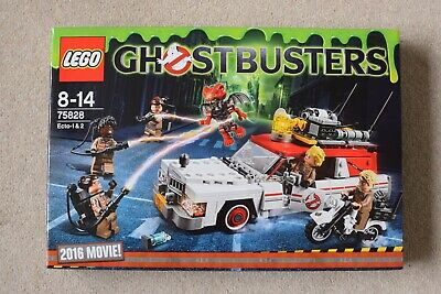 LEGO Ghostbusters Ecto-1 & 2 75828 Retired Set NEW SEALED • 72.95£