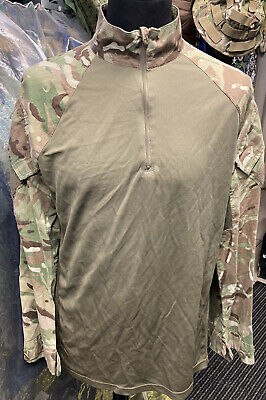 £18.95 • Buy British Army Issue MTP Under Body Armour Combat UBAC Shirts Various Sizes