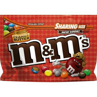 $20 • Buy Sharing Size Peanut Butter M&M's Chocolate Candies 9.6oz