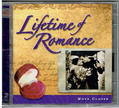 Time Life - Lifetime Of Romance - NEW & SEALED -  Move Closer  32 Tracks -2CDs • 6.99£