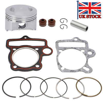 Pit Bike YX 140 Pit Bike Race High Compression Piston Kit 56mm Z140 Z3 140 Z2 • 27.94£