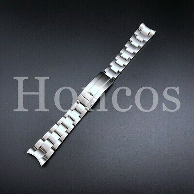 $ CDN58.15 • Buy 20mm Solid Oyster Band Bracelet For Rolex Submariner With Lock Stainless Steel