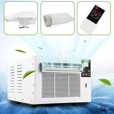 AU300.25 • Buy 900w Window Air Conditioner Reverse Cycle Wall Box Cooler Heater / Cooler Only