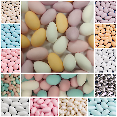 £4.34 • Buy Sugared Almonds - Italian Sweets Traditional Wedding Baby Shower Party Favours