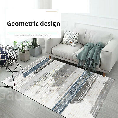 AU88 • Buy Large Summer Floor Rugs Abstract Living Room Carpet Bedroom Ideas 160*200cm
