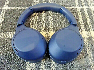 Sony WH-XB900N Over The Ear Wireless Headphones - Blue • 51£