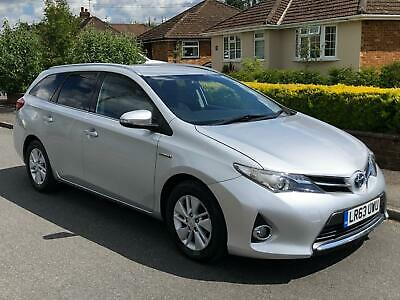 2013 Toyota Auris 1.8 VVT-i Icon - Lpg Converted! - Free Delivery! -  • 5,995£
