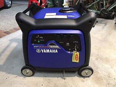 AU5500 • Buy NEW YAMAHA EF6300ise INVERTER GENERATOR 6.3kva