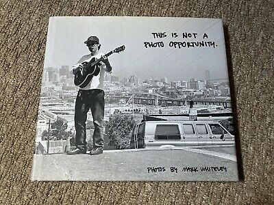 This Is Not A Photo Opportunity Mark Whiteley Skateboarding Photo Book Skate Art • 15£