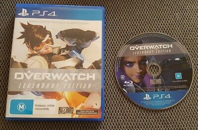 AU29.90 • Buy Overwatch Legendary Edition PS4 Sony Playstation 4 Free Postage