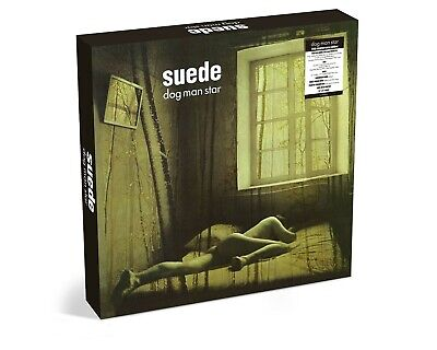 Suede - Dog Man Star (super Deluxe 20th Anniversary Box Se 7 Cd+ Blu Ray Audio N • 179.39£