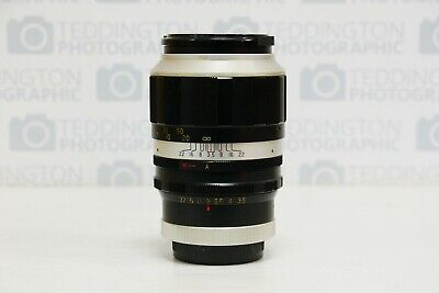 Hanimex Tele-Auto 135mm F3.5 M42 Screw Fit • 25£