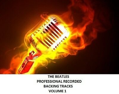 £18.99 • Buy The Beatles Professional Recorded Backing Tracks Volume 1