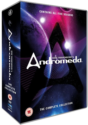 Andromeda - The Complete Collection [DVD] • 86.50£