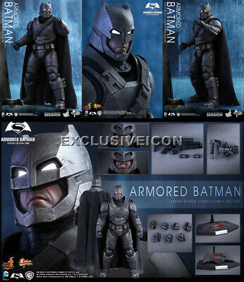 $ CDN879.57 • Buy Hot Toys MMS349 1/6 Batman V Superman Dawn Of Justice Armored Batman Sealed Box