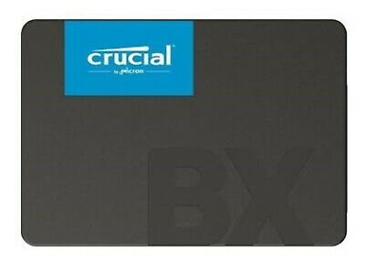 AU93.47 • Buy Crucial CT480BX500SSD1, BX500, 480GB, 2.5  3D NAND SATA SSD, Read Speed: 540 MB/