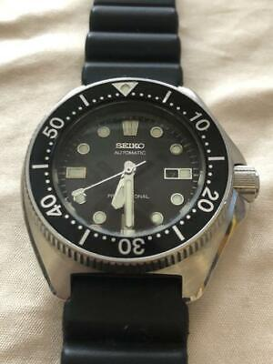 $ CDN1162.48 • Buy Seiko Professional Diver 2205-0760 Date Vintage Automatic Mens Watch Auth Works