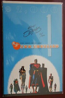 DC Two Thousand #1  (2000) DC : Signed 115 Of 1500 • 7£