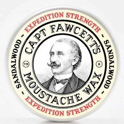 Captain Fawcett's Expedition Strength Moustache Wax (15ml) • 10.95£