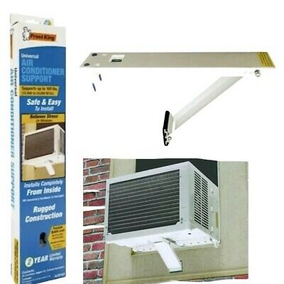 Universal Frost King 3.75 X18.125  Air Conditioner Small Supports 160lbs Bracket • 21.47£