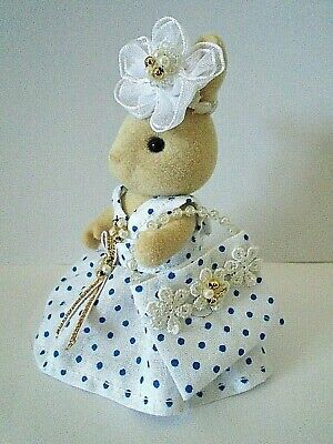 Sylvanian Families Dress With Accessories Handmade For Adult Figure • 6.50£