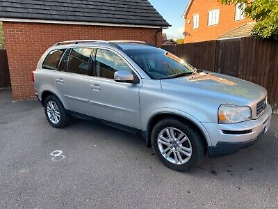 Volvo XC90 2007 7 Seater Diesel Automatic SILVER MOT Possible Transmission Fault • 1,019.99£
