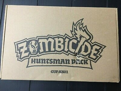 AU249.95 • Buy Huntsman Pack Box - Zombicide Kickstarter Black Plague KSE - UNUSED - VGC