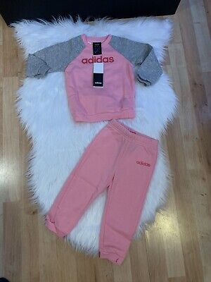 ADIDAS Tracksuit For Girls 12-18months • 25£