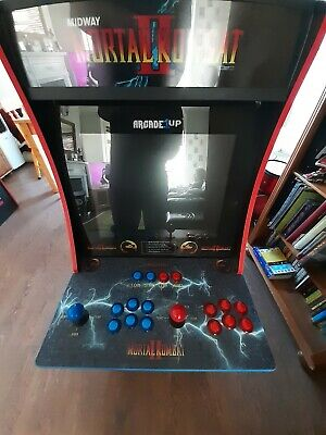 1up Arcade Machine Conversion With Tons Of Games And Emulators  • 795£
