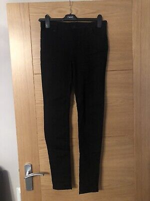 Warehouse Superfit Skinny Jeans Black Size 12 Worn Once • 10£