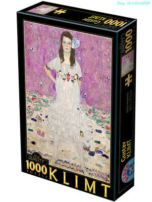 $ CDN66.12 • Buy D-toys Klimt Ballerina Girl Painting 1000 Adult Stress Relief Puzzles Toys New