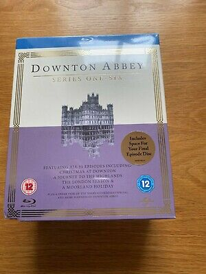 Downton Abbey Series 1-6 (Blu-ray, 2015) • 18£