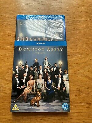 Downton Abbey The Movie Blu-ray 2019 Region • 5.88£