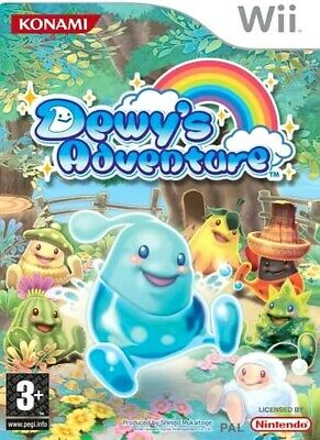 Dewy's Adventure Nintendo Wii Game For Kids PAL UK • 7.95£
