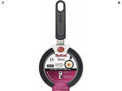 Tefal A1990022 Ideal One Egg Wonder 12cm Non-stick Frying Fry Pan Frypan • 9£