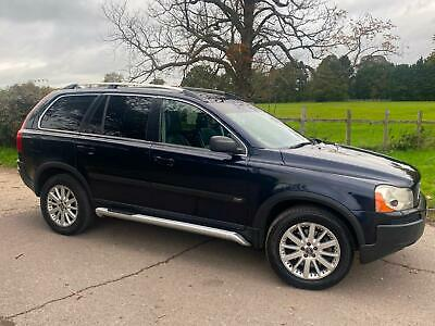 2004 Volvo XC90 2.9 T6 Geartronic Executive - Ulez Compliant - Free Delivery! -  • 3,495£