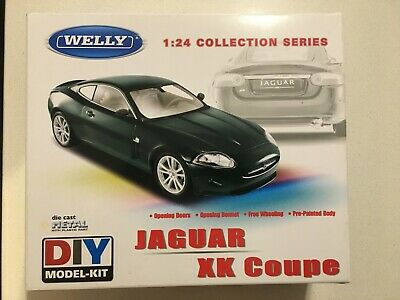 AU20 • Buy WELLY Die Cast Metal 1:24 Collection Series - Jaguar XK Coupe