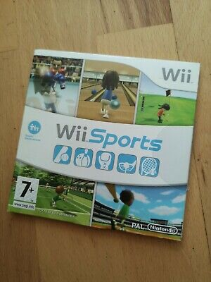 Nintendo Wii Game - Wii Sports In Cardboard Sleeve. Perfect Condition. Free P&P  • 5.50£