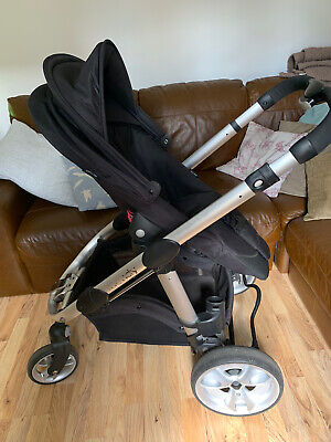 Icandy Apple 2 Pear Pushchair With Carrycot, Footmuff And Spare Seat • 120£
